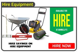 Specials donnellys garden supplies for Garden equipment deals