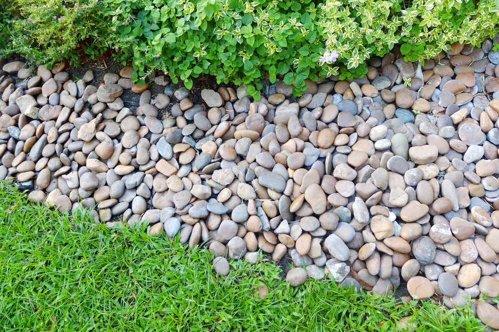 Donnellyu0027s River Pebbles, Polished Pebbles And Smaller Landscape Rocks Are  Perfect To Use When Creating Or Designing A Dry Creek Bed.